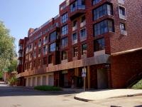 Казань, улица Некрасова, дом 28. многоквартирный дом