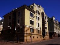 Казань, улица Некрасова, дом 27. многоквартирный дом
