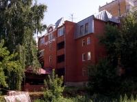 Казань, улица Некрасова, дом 32А. офисное здание