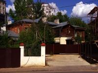 Казань, улица Некрасова, дом 11. многоквартирный дом