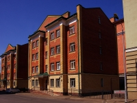 neighbour house: st. Nekrasov, house 23. office building