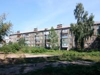Казань, улица Ново-Азинская, дом 8. многоквартирный дом