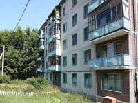 neighbour house: st. Novo-Azinskaya, house 10. Apartment house
