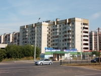 neighbour house: st. Novo-Azinskaya, house 12. Apartment house