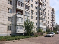 Казань, улица Ново-Азинская, дом 12. многоквартирный дом