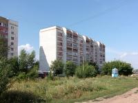 Казань, улица Ново-Азинская, дом 14. многоквартирный дом