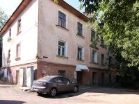 Казань, улица Ново-Азинская, дом 21. многоквартирный дом