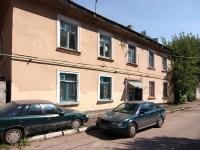 Казань, улица Ново-Азинская, дом 23. многоквартирный дом
