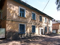 neighbour house: st. Novo-Azinskaya, house 25. Apartment house
