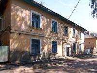 Казань, улица Ново-Азинская, дом 25. многоквартирный дом