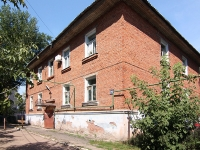 neighbour house: st. Novo-Azinskaya, house 29. Apartment house