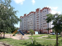 neighbour house: st. Novo-Svetlaya, house 20. Apartment house
