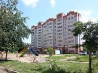 Казань, улица Ново-Светлая, дом 20. многоквартирный дом