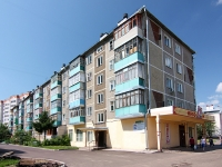 Kazan, Novo-Svetlaya st, house 22. Apartment house