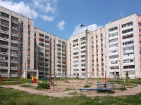 neighbour house: st. Okolnaya, house 3. Apartment house