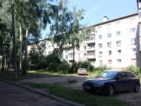 Kazan, Okolnaya st, house 94 к.2. Apartment house