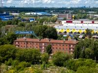 Казань, улица Окольная, дом 10. больница Республиканская клиническая инфекционная больница