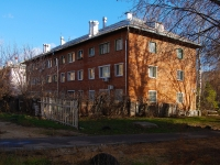 neighbour house: st. Okolnaya, house 17А. Apartment house