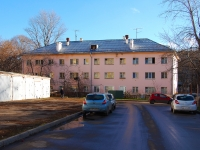 neighbour house: st. Okolnaya, house 17Б. Apartment house