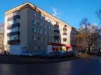 Казань, улица Окольная, дом 94А к.2. многоквартирный дом