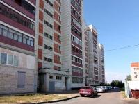 Казань, улица Олонецкая, дом 4А. многоквартирный дом
