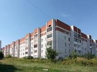 Казань, улица Олонецкая, дом 4. многоквартирный дом