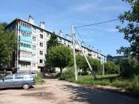 Казань, улица Полевая, дом 24. многоквартирный дом