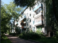 neighbour house: st. Polevaya, house 26. Apartment house