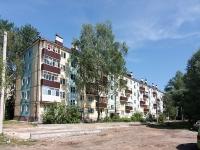 Казань, улица Полевая, дом 28. многоквартирный дом