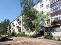 Kazan, Polevaya st, house 28. Apartment house