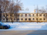 Казань, улица Полевая, дом 36. многоквартирный дом