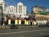 Казань, улица Пушкина, дом 23А. ресторан