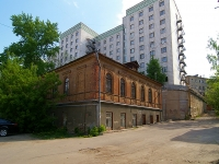 neighbour house: st. Pushkin, house 26. office building