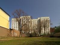 Казань, улица Пушкина, дом 32. общежитие