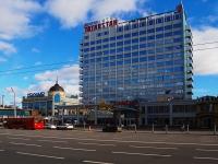 Казань, улица Пушкина, дом 4. гостиница (отель) Татарстан
