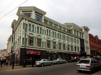 Kazan, shopping center ГУМ, Pushkin st, house 13