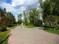 Kazan, park Ленинский садPushkin st, park Ленинский сад