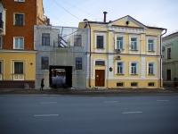 喀山市, Pushkin st, 房屋 56Б. 公寓楼