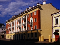 neighbour house: st. Pushkin, house 58. Apartment house