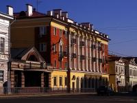 Казань, улица Пушкина, дом 58. многоквартирный дом