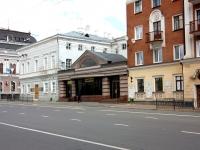 Kazan, Pushkin st, house 58А. cafe / pub