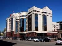 Kazan, governing bodies Управление Судебного департамента в Республике Татарстан, Pushkin st, house 70