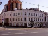 Казань, улица Пушкина, дом 16. многофункциональное здание
