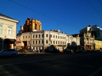 Kazan, Pushkin st, house 16. multi-purpose building
