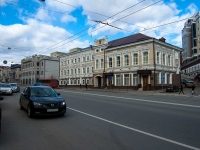 Kazan, Pushkin st, house 18. multi-purpose building