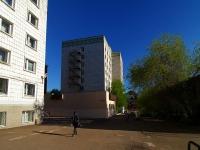 соседний дом: ул. Пушкина, дом 32А. общежитие