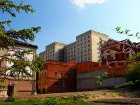 Kazan, Pushkin st, house 32А. hostel