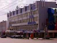 Казань, улица Пушкина, дом 17. многофункциональное здание
