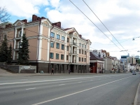 Kazan, Pushkin st, house 30. multi-purpose building