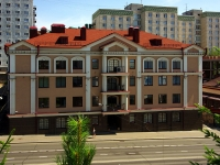 neighbour house: st. Pushkin, house 30. multi-purpose building